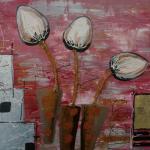 Fleurs dans l'abstrait (plus disponible)