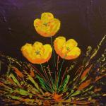 Fleurs dans la nuit (plus disponible)