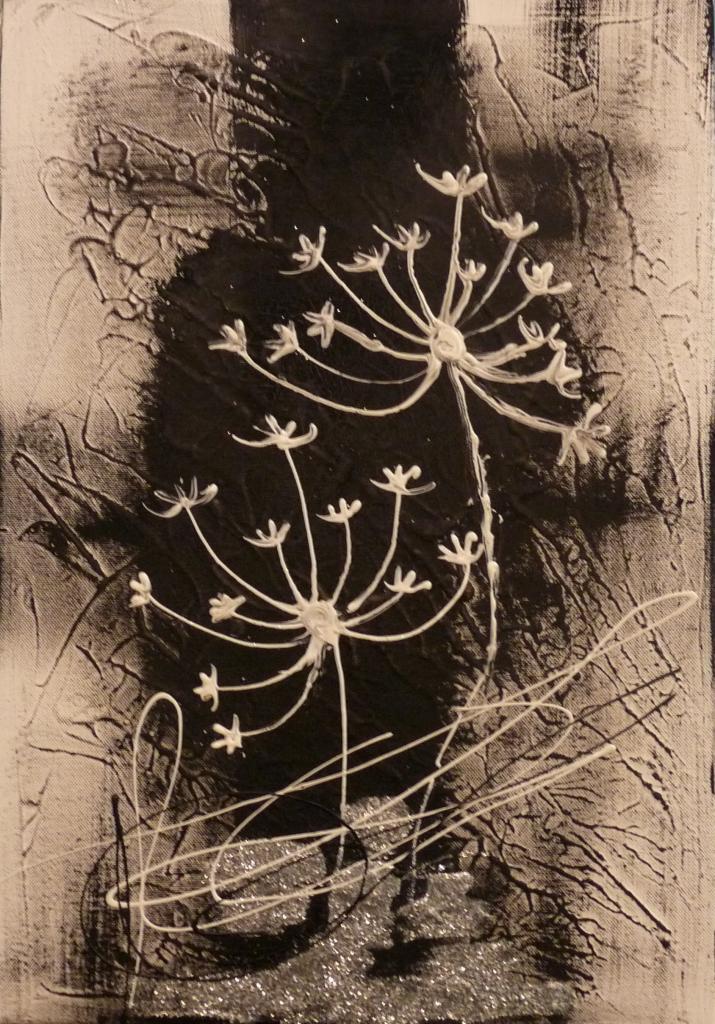 Fleurs dans le crépuscule (plus disponible)